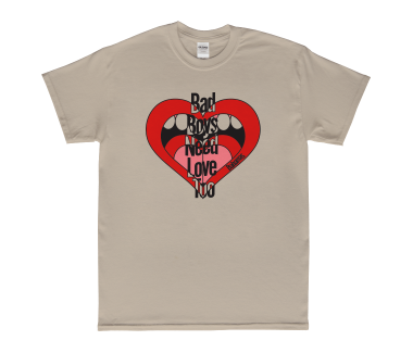 Bad Boys Need Love Too T-Shirt