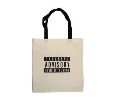 Parental Advisory Tote Bag