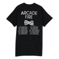 EN Multi-Colour UK/Europe Tour 2018 T-Shirt