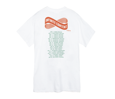 Country Funk Disco UK/Europe Tour 2018 T-Shirt