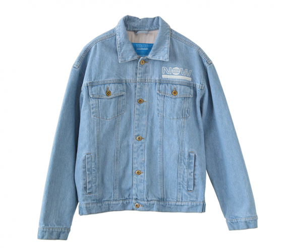 Euro Everything Now Jean Jacket
