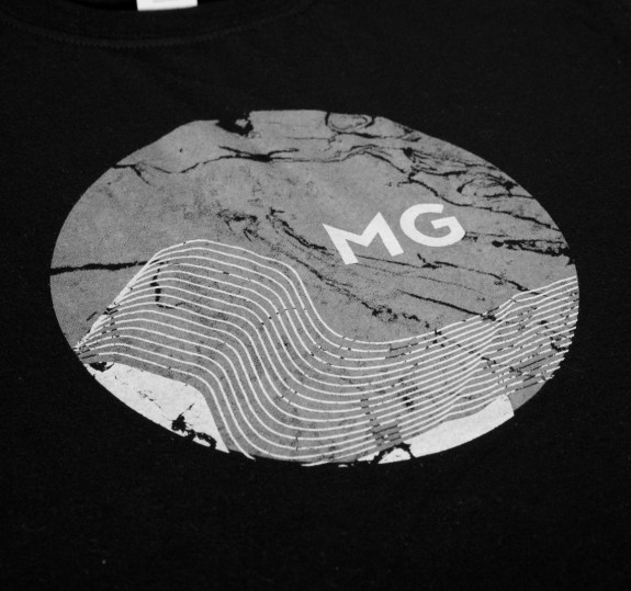 Abstract Moon T-Shirt