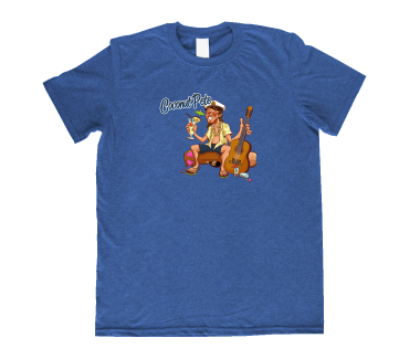 Coconut Pete T-Shirt