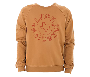 Coming Home Logo Sweatshirt