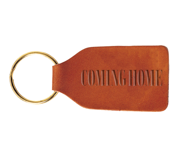 Coming Home Key Fob