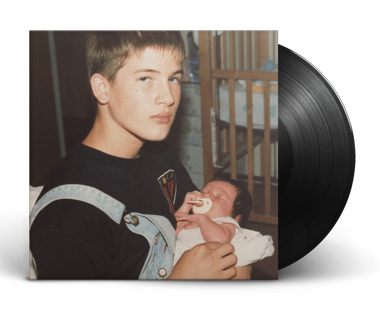 "BIG THIEF Capacity 12"" Vinyl"