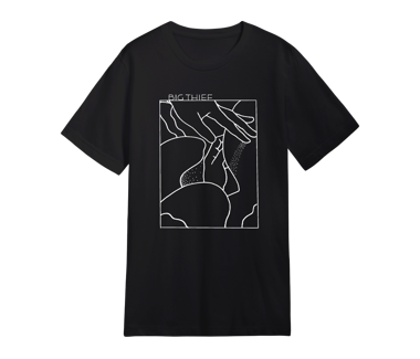 BIG THIEF The Soul At Work T-Shirt