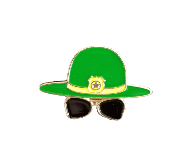 Trooper Lapel Pin