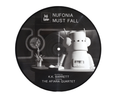 "Nufonia Must Fall 10"" Vinyl Picture Disc"