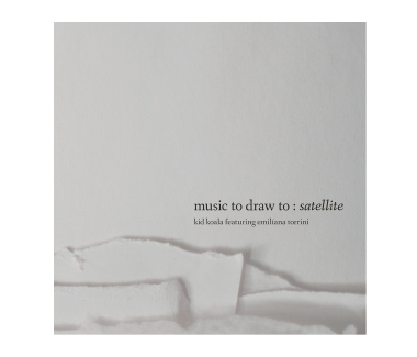 Music To Draw To: Satellite CD