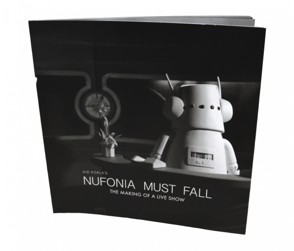 Nufonia Must Fall: The Making of a Live Show