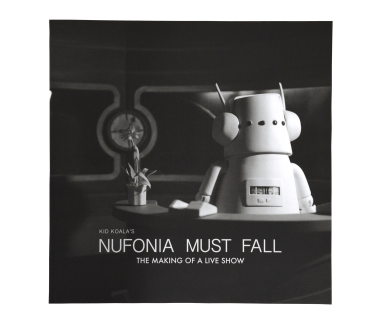 Nufonia Must Fall: The Making of a Live Show Book