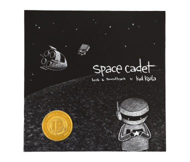 Space Cadet Book + CD Soundtrack