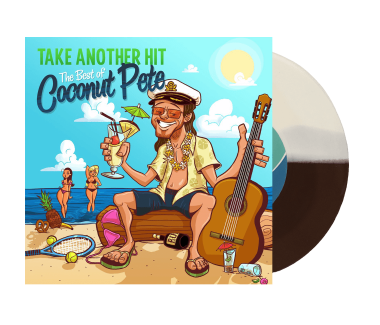 "Take Another Hit: The Best Of Coconut Pete 7"" Vinyl (Coconut Split)"