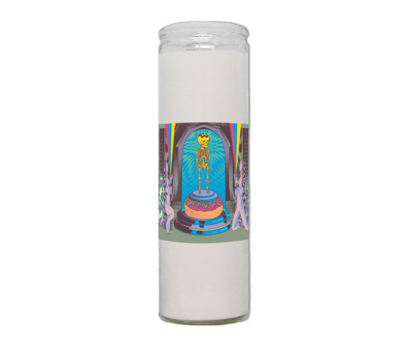 UMO Devotional Candle