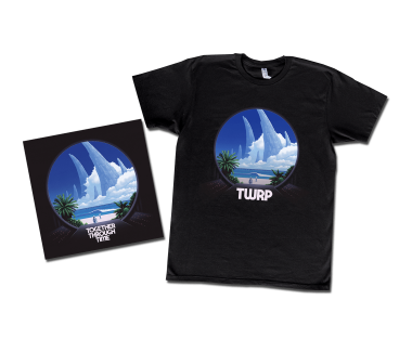 Together Through TimeCD + T-Shirt Bundle