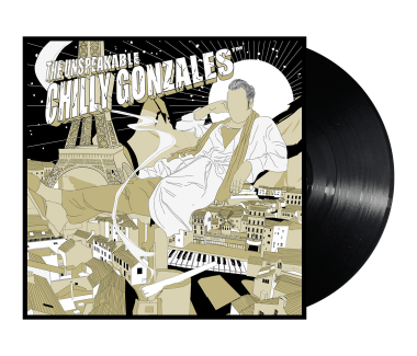 "The Unspeakable Chilly Gonzales 12"" Vinyl"
