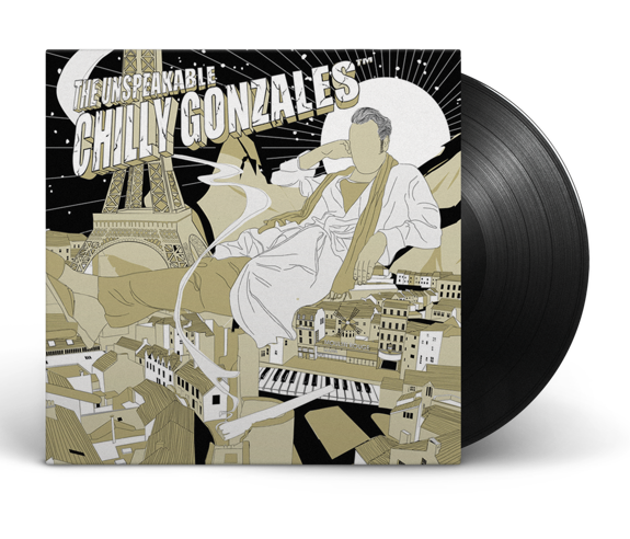 The Unspeakable Chilly Gonzales