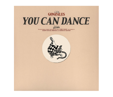 "You Can Dance Maxi Single 12"" Vinyl"