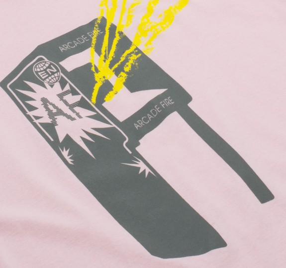 Arcade on Fire T-Shirt