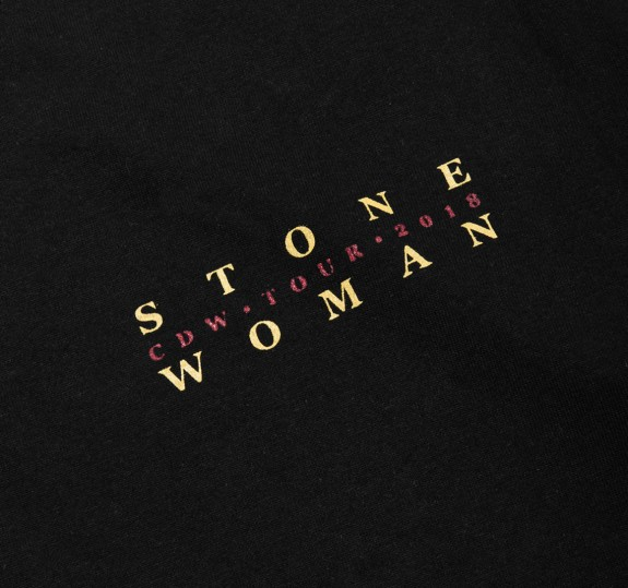 Stone Woman Tour 2018 T-Shirts