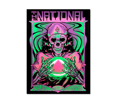 Milwaukee Riverside Theater PosterJuly 30, 2018(SOLD OUT)