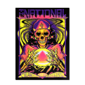 Milwaukee Riverside Theater PosterJuly 30, 2018Cherry Tree Variant (SOLD OUT)