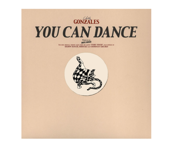 You Can Dance Maxi Single