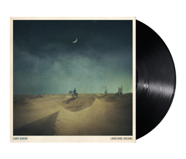 "Lonesome Dreams 12"" Vinyl"