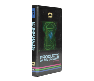 Products of the Universe VHS Tape