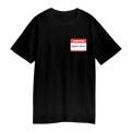 VISITOR PASS T-SHIRT LOS ANGELES - SEPT 26 2018