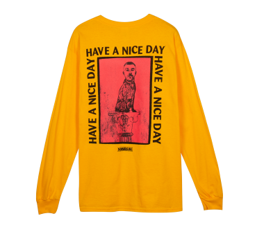 Have a Nice Day Longsleeve