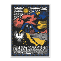 Santa Barbara Bowl PosterSeptember 22, 2018Cherry Tree Variant  (SOLD OUT)