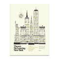 New York City Forest Hills PosterSeptember 29, 2018(SOLD OUT)