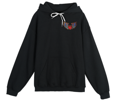 Mouse Pullover Hoody