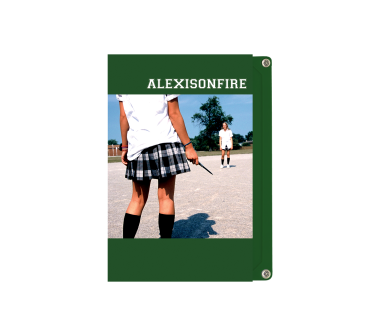 Alexisonfire Cassette (Green)