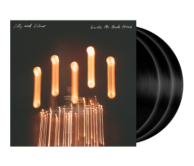 "Guide Me Back Home 3x12"" Vinyl (Black)"