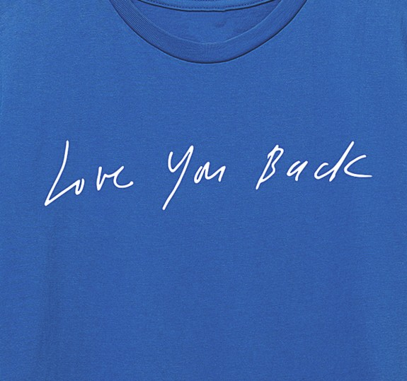 METRIC Love You BackLimited Edition Tee