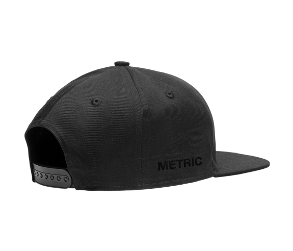 Dark Saturday Black on BlackLimited Edition Flex Fit Hat