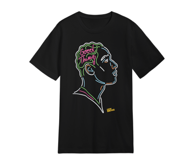 Neon Tour T-Shirt - UK/Europe 2018