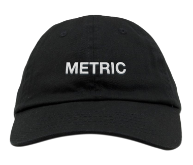 Metric Dad Hat