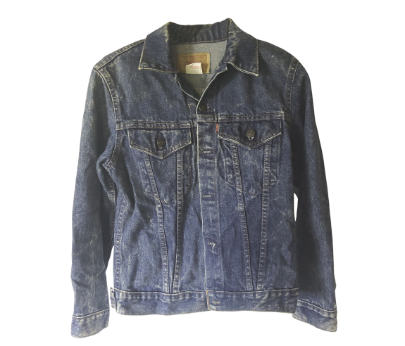 Art of Doubt Levi's® Denim Jacket #1Limited Edition