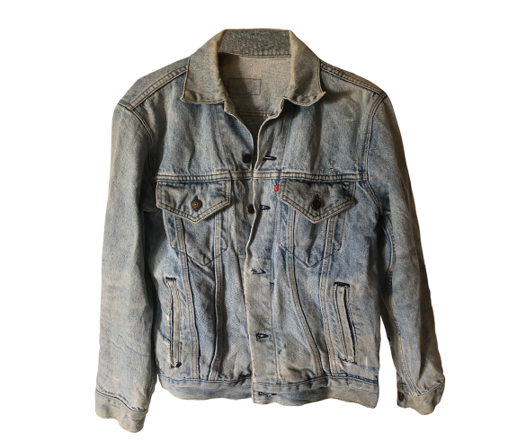 Art of Doubt Levi's® Denim Jacket #2Limited Edition