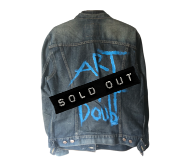 Art of Doubt Levi's® Denim Jacket #3Limited Edition
