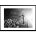 Forest Hills Stadium, NYC, 10/6/17Framed PrintOriginal Artist Proof(SOLD)