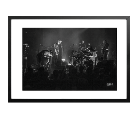 Basilica, Hudson, 7/15/17Framed PrintOriginal Artist Proof(SOLD)