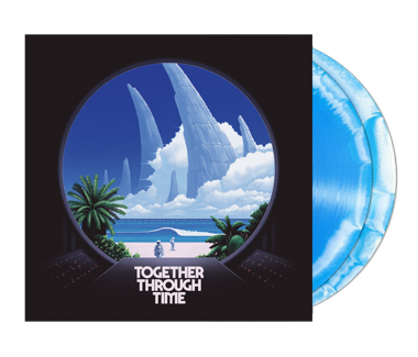 "Together Through Time 2x12"" Vinyl (SIGNED)"