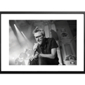 Usher Hall, Edinburgh, 9/20/17Framed PrintOriginal Artist Proof(SOLD)