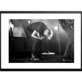 Usher Hall, Edinburgh #3, 9/21/17Framed PrintOriginal Artist Proof  (SOLD)