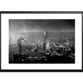 Usher Hall, Edinburgh #2, 9/20/17Framed PrintOriginal Artist Proof(SOLD)